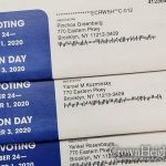 Absentee Ballot Disaster: Did You Know That A Person In Heaven Could Vote? From 770?