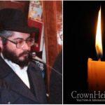 BDE: Rabbi Moshe Mordechai Shaikevitz, 61, OBM