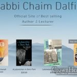 Author and Historian Rabbi Chaim Dalfin Launches New Website