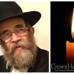 BDE: Rabbi Hershel Hecht, 78, OBM
