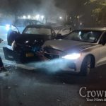 Three Car Crash on Eastern Parkway Becomes Hit and Run