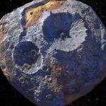 NASA Finds Rare Metal Asteroid Worth $10,000 Quadrillion