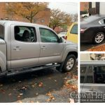 At Least Three More Cars Broken Into Overnight In Crown Heights