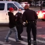 Bochur Assaulted By Intoxicated Man In Crown Heights, Perpetrator Arrested