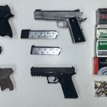 Short Investigation Nets Four Guns On The Streets of Crown Heights