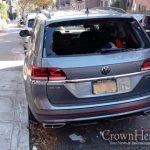 Motzei Shabbos Car Burglar Strikes Again