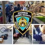 Package Thief Caught In The Act By Crown Heights Shomrim