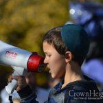 Pittsburgh Holds Chof Chesvan Tzivos Hashem Rally