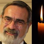 BDE: Rabbi Jonathan Sacks, 72, OBM
