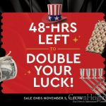 Ten Yad's 'Double Your Luck' Sale Ends in 48 Hours
