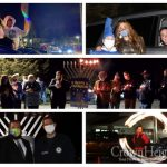 Chabad of Orange County Hosts Covid Safe Chanukah Drive-In Experience