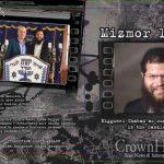 Chazzen Dovid Caytak Releases New Album of Niggunei Chabad