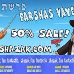 "Shazak Parsha Post - ""Leben Mit Der Tsait"""