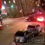 Another Night, Another Car Wreck in Crown Heights