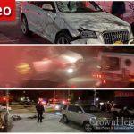 Cyclist Struck On Montgomery Street In Horrific Late Night Crash