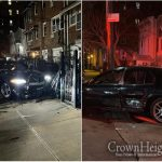 Drunk Driver Crashes Car Into Home in Crown Heights