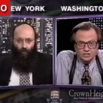 A Memorable Moment with Larry King Live - Covering the Life of the Lubavitcher Rebbe