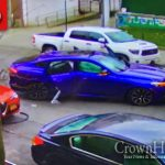 Surveillance Video Shows Moment of Kingston Ave Crash