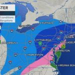 Large Storm To Blanket NYC With Snow Sunday Night