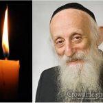 BDE: Rabbi Avraham Twerski, 90, OBM