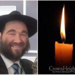 BDE: Rabbi Yudi Dukes, 39, OBM