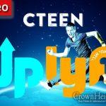 LIVE Sunday 2:00 PM: CTeen Mega UpLyft Event