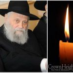 BDE: Harav Gershon Mendel Garelik, 88, OBM