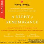 LIVE at 8:30PM: A Night of Remembrance