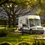 USPS Unveils New Sleek Looking Mail Trucks