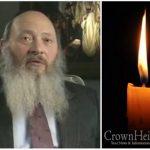 BDE: Rabbi Berel Zisman, 92, OBM