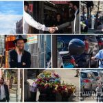 Erev Shabbos Moments In Crown Heights