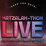 The Hatzalah-Thon is Coming Back