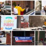 Photo Gallery: Purim Scenes On The Streets of Crown Heights
