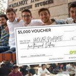 $5,000 Scholorships For CTeen'ers Heading To Yeshiva