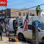 Canarsie Hatzalah Ambulance in Major Crash, Multiple Injuries