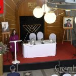 Inauguration Ceremony For New Chabad House in Memory of Rabbi Binyomin Wolff
