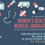 Mikvah.org: Medical Innovations and Women's Health