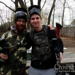 From A Paintball Game To A Wedding, A CTeen Story