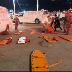 UPDATED 9:50pm: Tragedy In Meron As Stamped Occurs, Multiple Fatalities Reported
