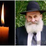 BDE: Rabbi Chaim Elozor Garelik, 74, OBM