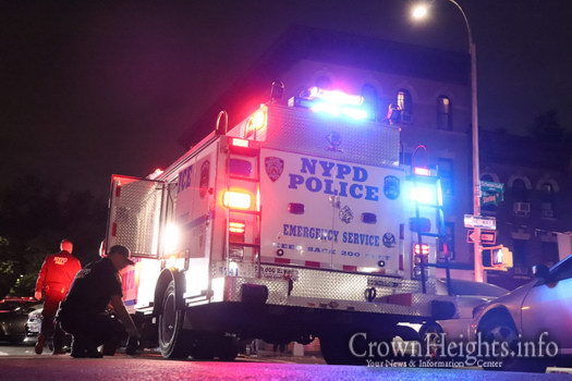 One Killed, Another Injured in Crown Heights Drag Racing Wreck