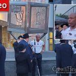 New York Mayoral Candidate Eric Adams Visits 770