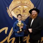 Lubavitch Schools London Shine at Chidon