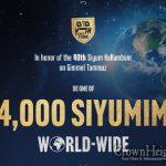 Bringing The 40th Siyum HaRambam Home