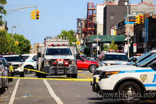 Another Shooting In Crown Heights With Man Shot In Leg