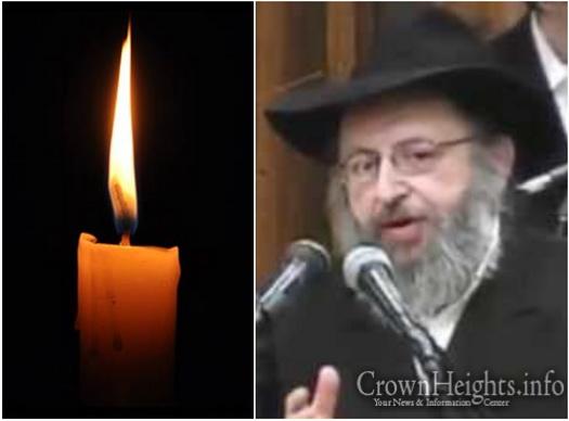 BDE: Rabbi Sholom Jacobson, 74, OBM