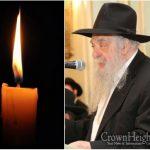 BDE: Reb Yoel Kahan, 91, OBM