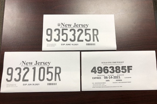 53 Vehicles Seized in Counterfeit License Plate Operation in Queens
