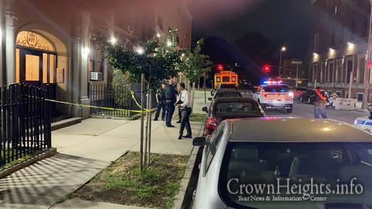 Drive By Shooting Damages Building Next Door to Crown Heights Girls School