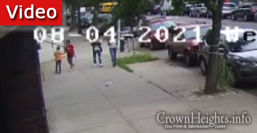 Crown Heights: Jewish Boy Shoved Off Scooter in Unprovoked Assault